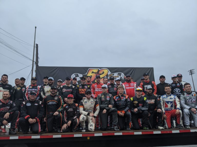 Starting Grid for the 52nd Snowball Derby