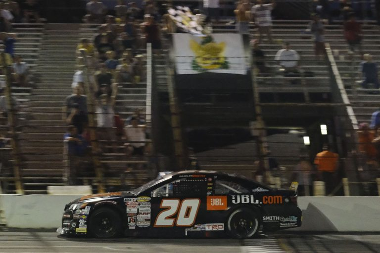 PixelatedRESULTS: Chandler Smith Wins Again at Lucas Oil Raceway